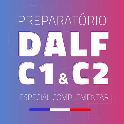 Preparatório DALF C1&C2
