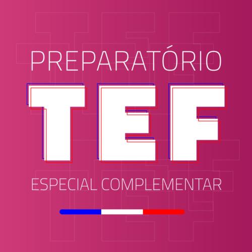 preparatório TEF