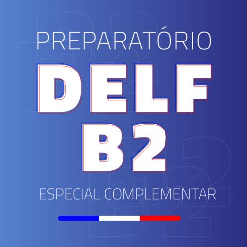 preparatório DELF B2
